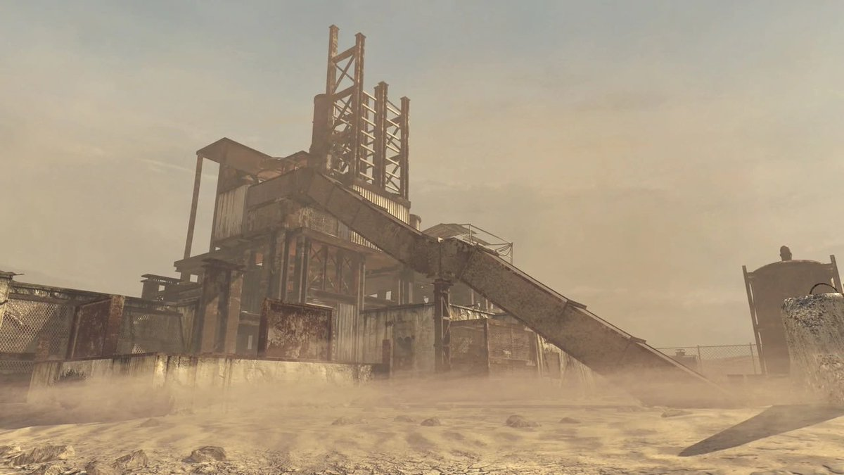 You get to 1v1 us on one map, which one do you pick?