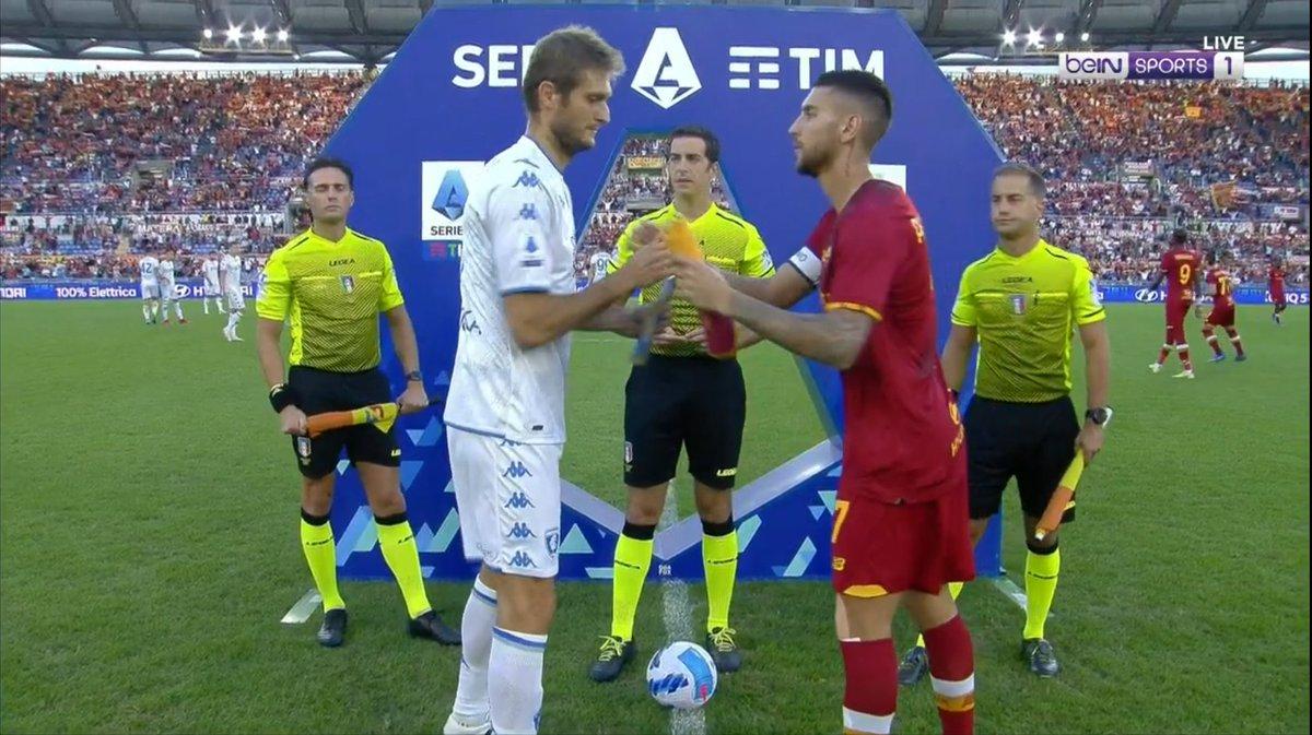 Full match: Roma vs Empoli