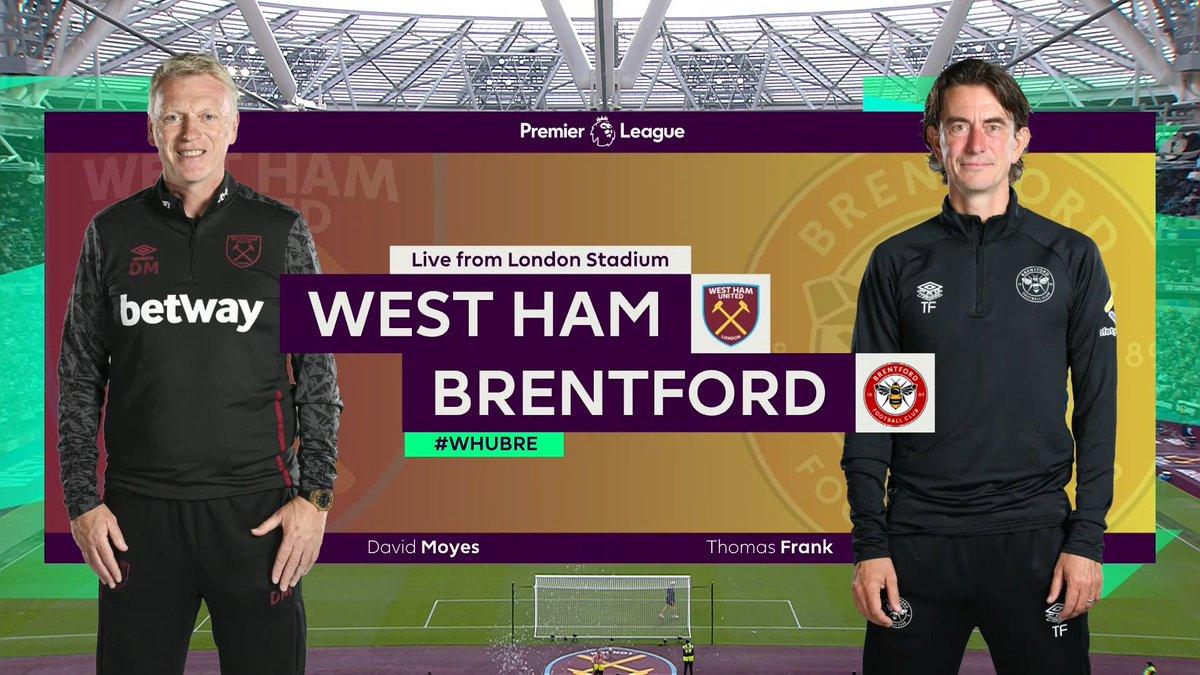 Full match: West Ham United vs Brentford