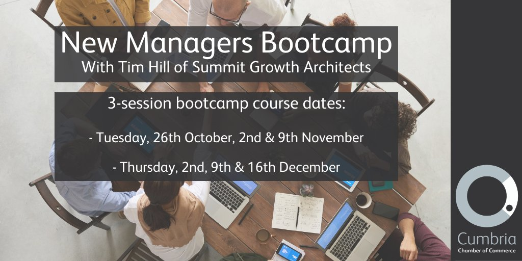 test Twitter Media - We have limited spaces on our New Managers Bootcamp!  Find out more using the links below: ➡️ October start - LAST SPACE AVAILABLE https://t.co/5AATTBDdxx ➡️ December start - only 6 spaces left https://t.co/mHVETLx0X0 https://t.co/f0DsRANVrZ