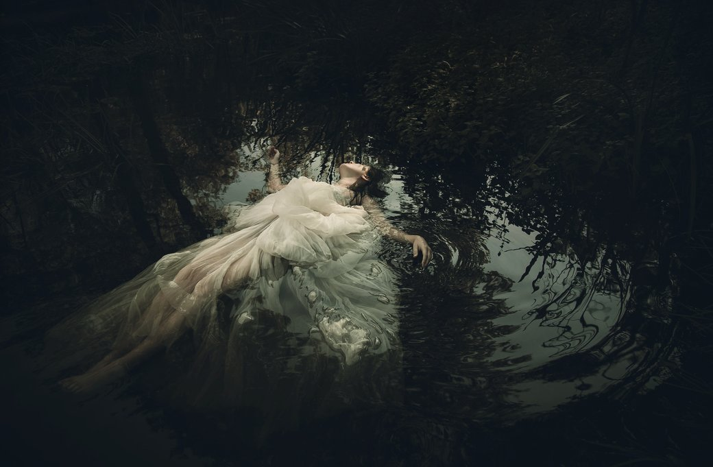 'Ophelia' by Dorota Górecka