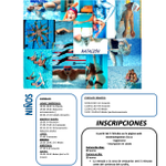 Image for the Tweet beginning: Las piscinas climatizadas municipales de
