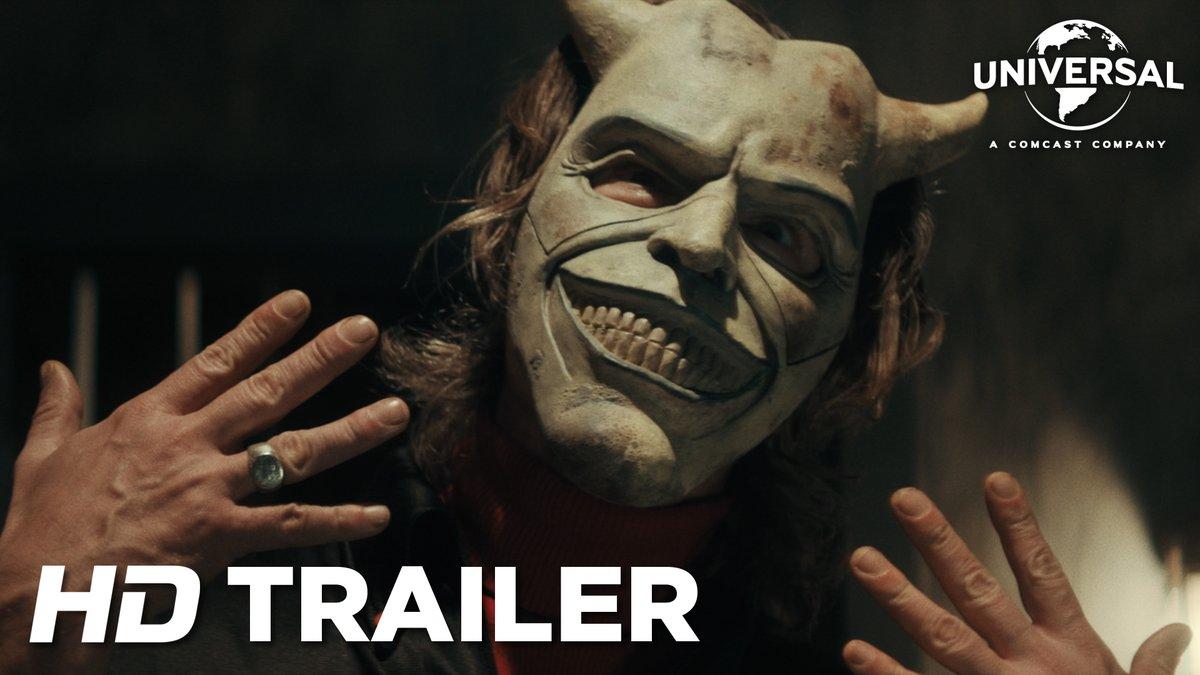 Não desligue o telefone! Assista agora ao trailer DUBLADO de #OTelefonePreto. Breve nos cinemas. https://t.co/yFVeRKiGKn.