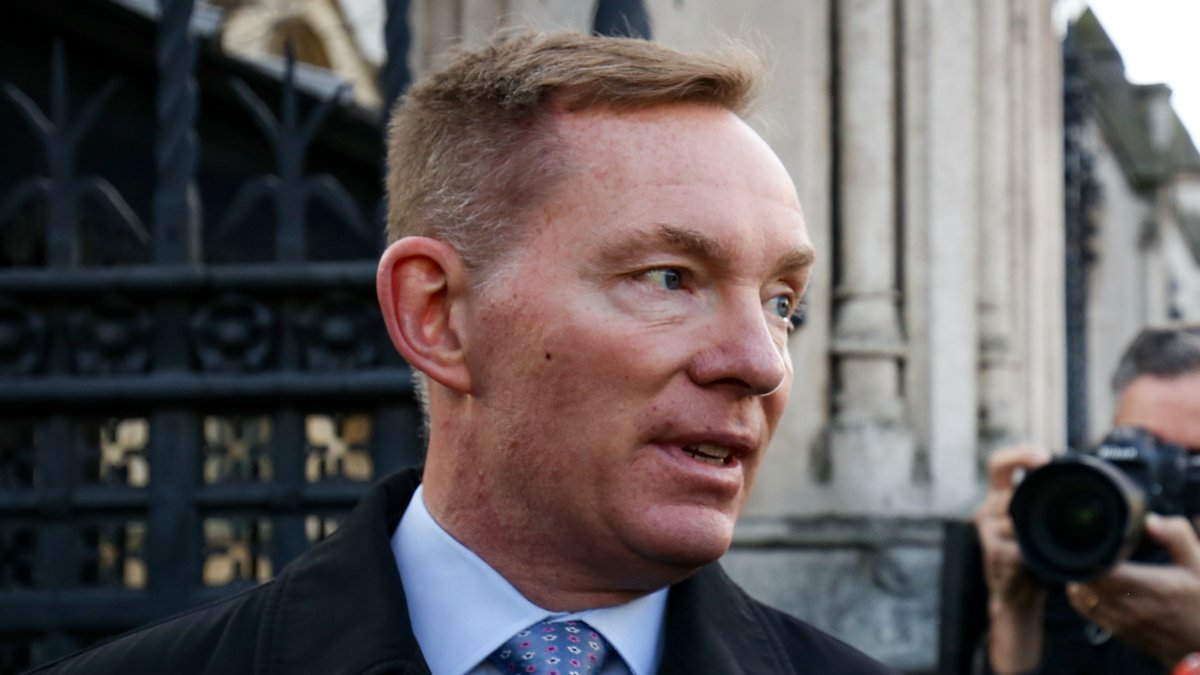 Welsh MP Chris Bryant receives death threats after urging for kindness following fatal stabbing of MP Sir David Amess itv.com/news/wales/202…