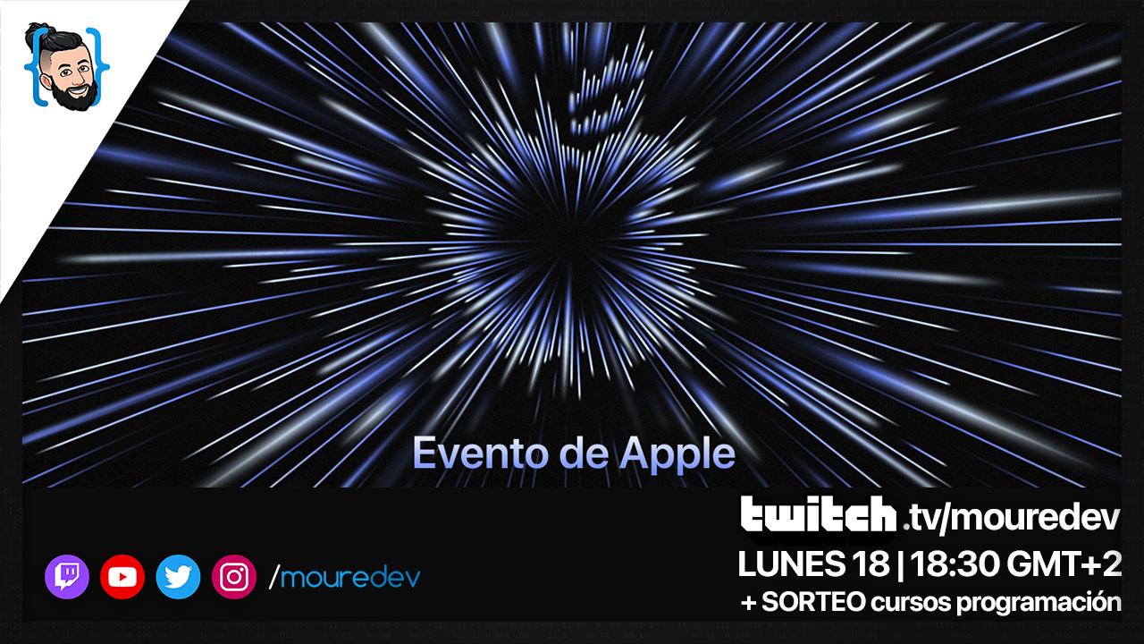 #AppleEvent Twitter