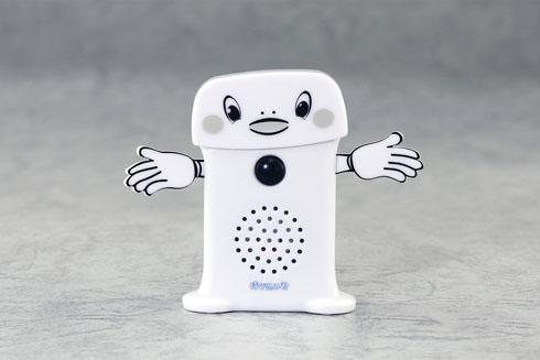 音声機能でいつでもどこでもポポーポポポポ♪できる!スーパーの「呼び込み君」がおもちゃになって12月登場