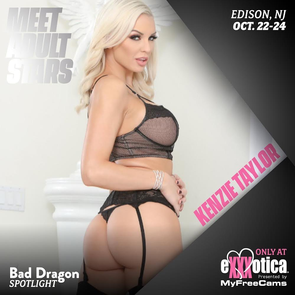 #Repost 📸   @thekenzietaylor: i'll be in New Jersey~ THIS WEEKEND CycloneFRI/SAT/SUN @exxxotica at the bad dragon spotlight booth. can't wait to see everyone that will be there!!!!! @bad_dragon