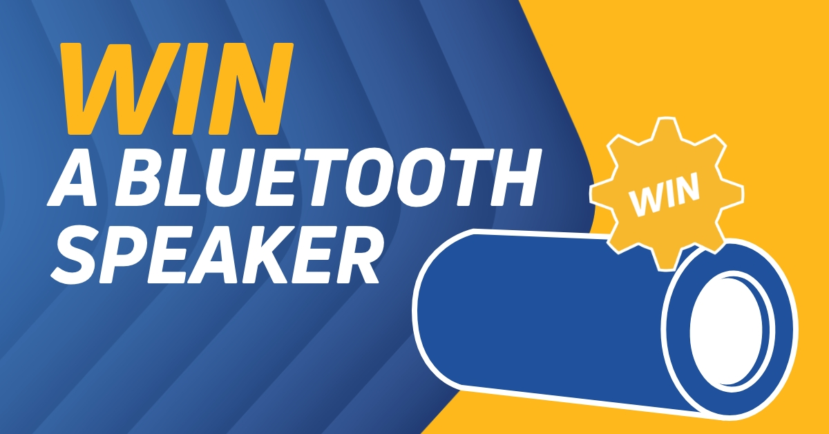🎵 Kwik Fit Competition - Win A Speaker 🎵  To enter, simply RT this post, comment letting us know your favourite song and follow us @Kwik_Fit! Ends midnight 30/10/21.   Full T&Cs: bit.ly/3ATKpHL  #comp #win #prize #mondaymorning #mondaymotivation