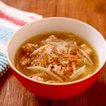 料理をしたくない気分のときでも作れちゃうくらい簡単?!電子レンジで作れる「春雨スープ」レシピ!
