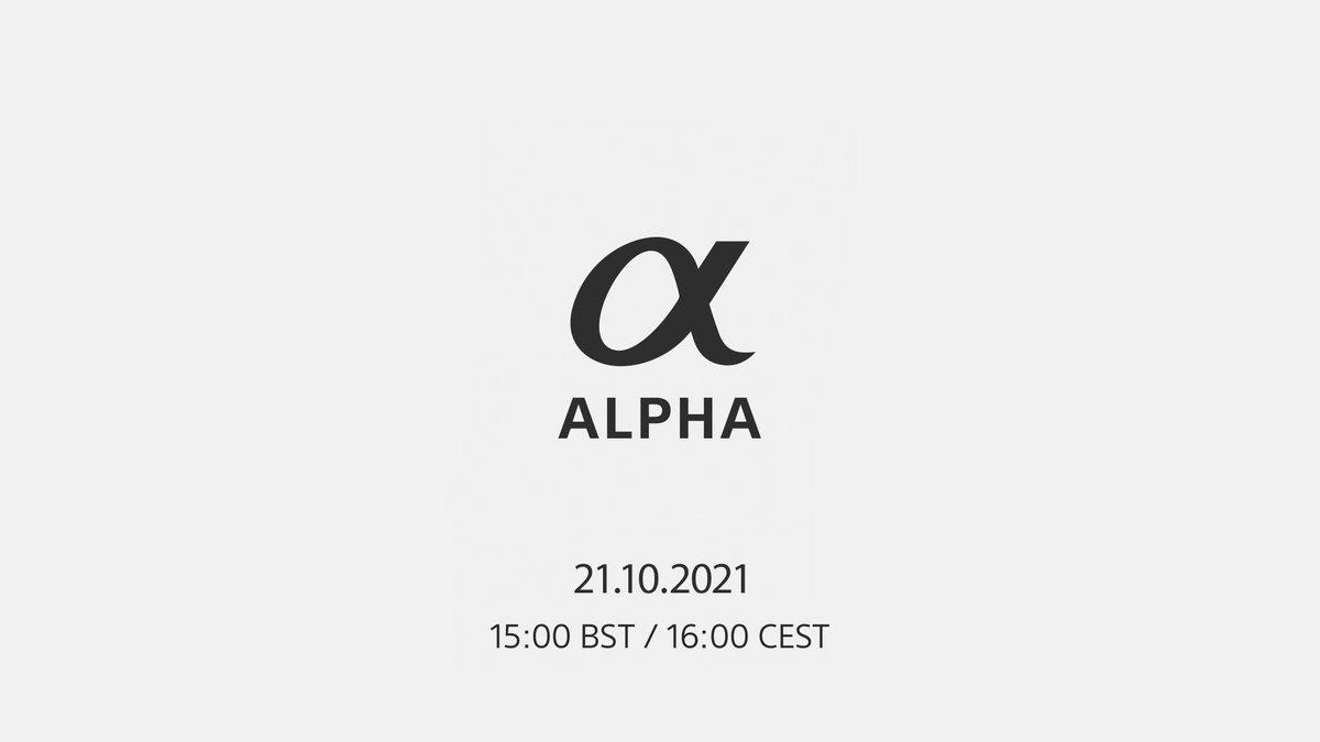 Resta sintonizzato per un importante annuncio! Unisciti a noi il 21 ottobre alle ore 16 per vedere di persona di cosa si tratta! #AlphaEU #SonyAlpha  https://t.co/DM4gfOmKb9 https://t.co/aZ1CRoRx12