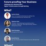 Image for the Tweet beginning: DBS Business Class | Startup
