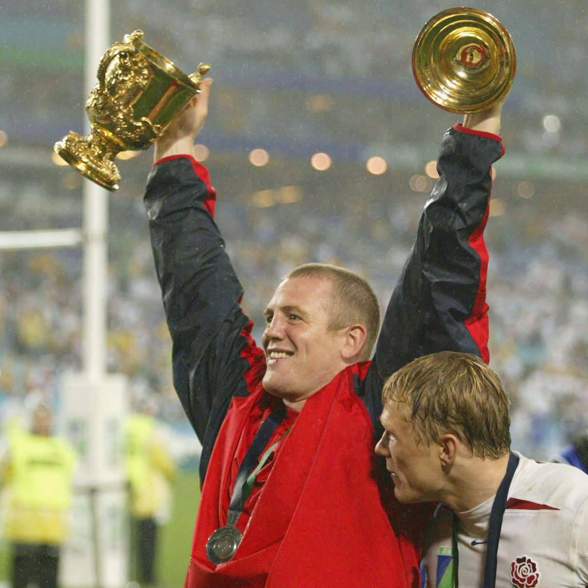 test Twitter Media - 🏆 A #RWC2003 winner and an @EnglandRugby great   Happy birthday, @miketindall13 🥳 https://t.co/g1n8cfoayr