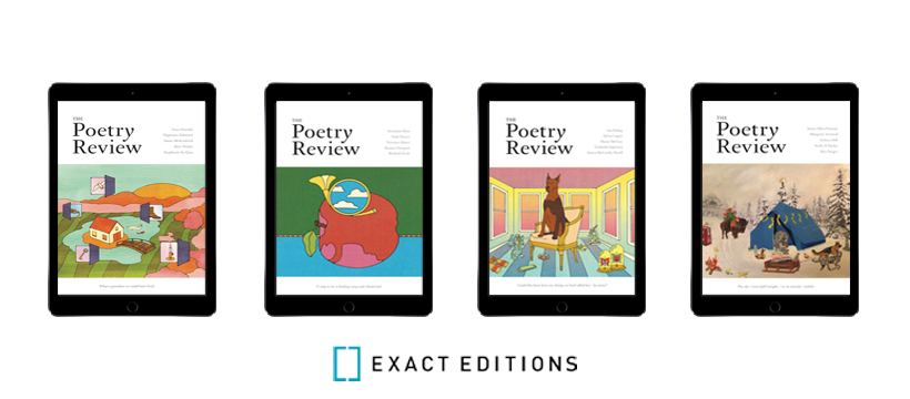 test Twitter Media - Ends this Wednesday! Get 20% off a digital 1-year sub to #PoetryReview with @exacteditions using the code AUTUMNSPECIAL20 and receive the latest Autumn issue plus modern archive of 31 issues https://t.co/jo7UMwzrqj https://t.co/Dip4aMHlAm