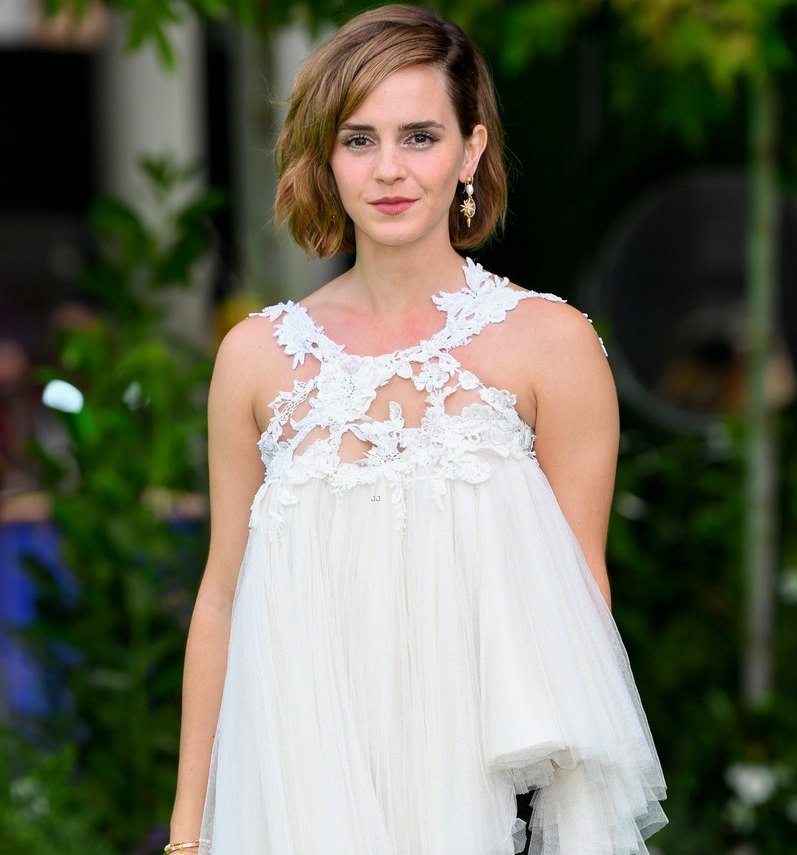Emma Watson 2 yılın ardından dün gece Alexandra Palace'da gerçekleşen 2021 Earthshot Prize ile kırmızı halıya dönüş yaptı.