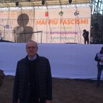 Image for the Tweet beginning: Eccoci qua! #Maipiufascismi ❤️
