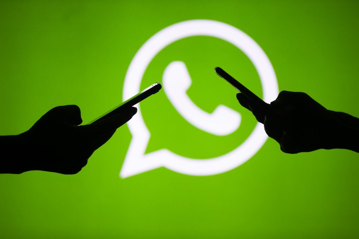 RT @Forbes: How To Get WhatsApp's New Update On Your
