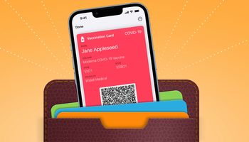 What to know about storing 'verifiable' COVID vaccine records in your Apple Wallet