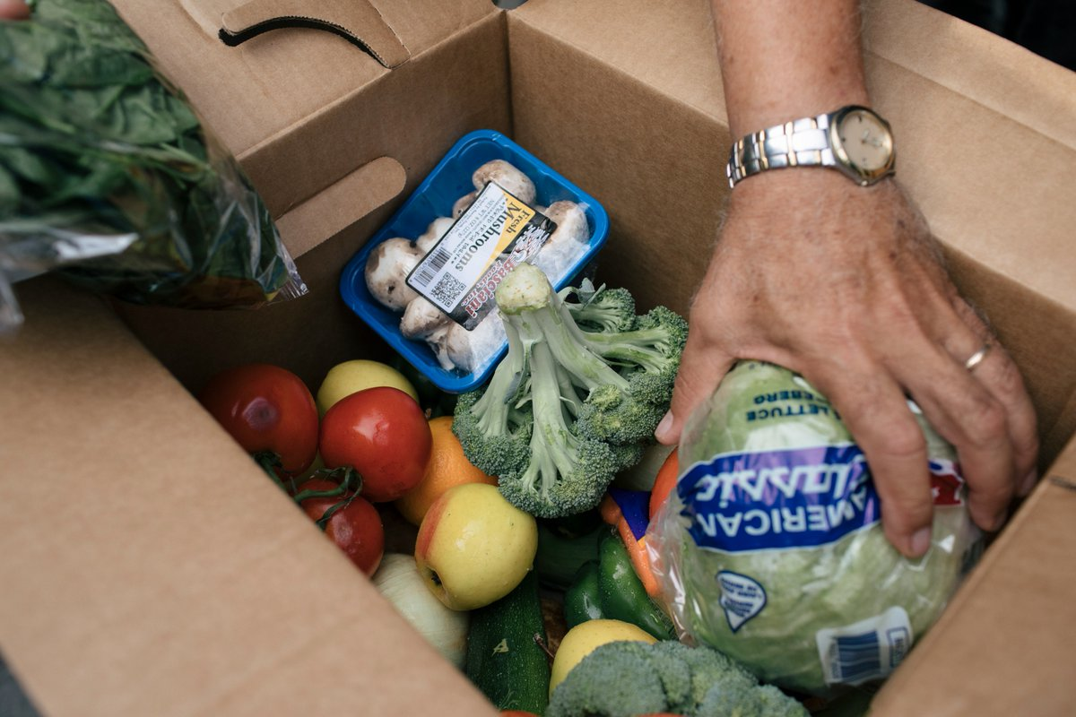 America has more than enough food to feed everyone. But did you know that nearly 40% of food is wasted in the United States? With millions of families facing hunger, we are more committed than ever reduce to food waste. Read more here: https://bit.ly/2YCUADk #WorldFoodDay