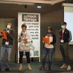 Image for the Tweet beginning: #ARAMATEIX Fase final de l'@EDhack_Tarrega