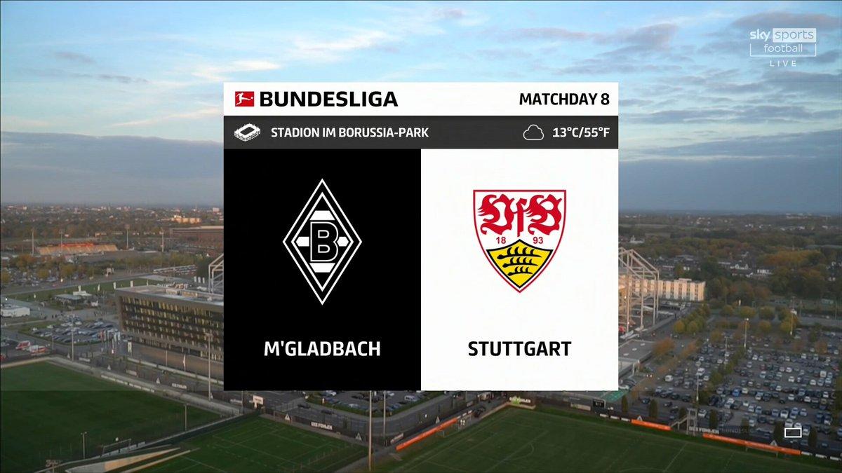 M'gladbach vs Stuttgart Highlights 16 October 2021