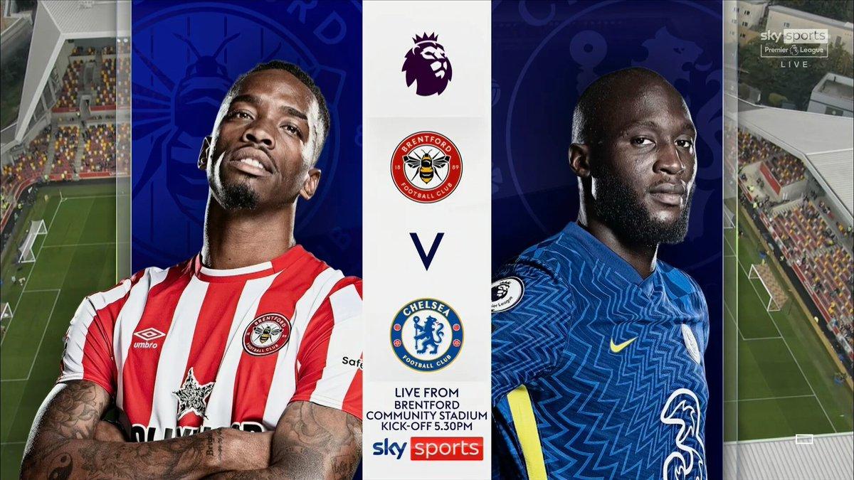 Full match: Brentford vs Chelsea