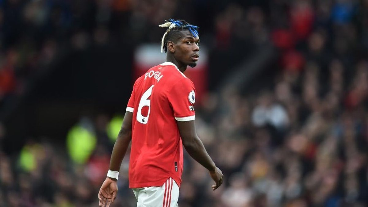 🇫🇷 Paul Pogba v. Leicester • 0 tackles • 0 shots on target • 0 successful dribbles • 1 key pass • 6 fouls committed • 3x dribbled past • 12x possession lost • 0% take-on success • 15% ground duels won (2/13) Goodness 😳