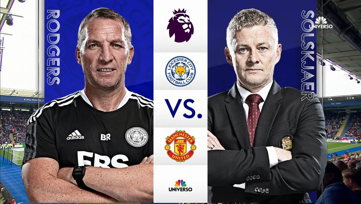 Full match: Leicester City vs Manchester United