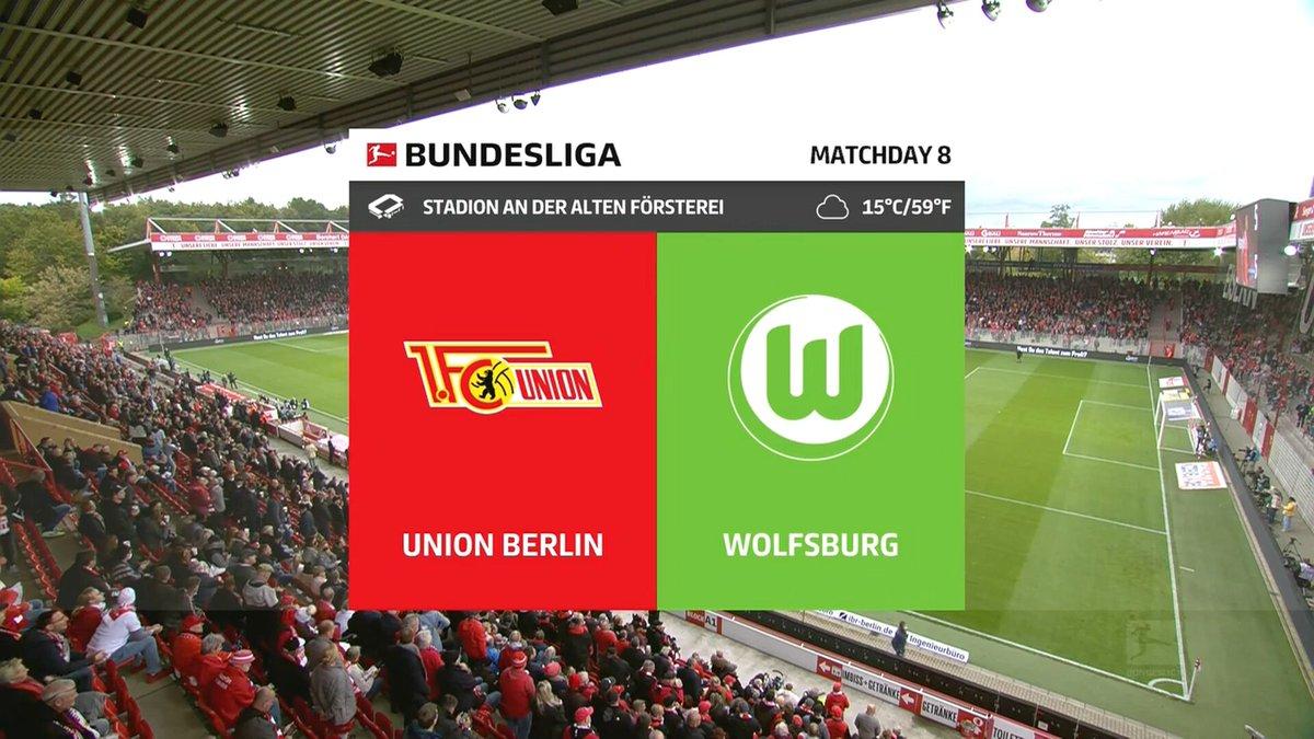 Union Berlin vs Wolfsburg Highlights 16 October 2021