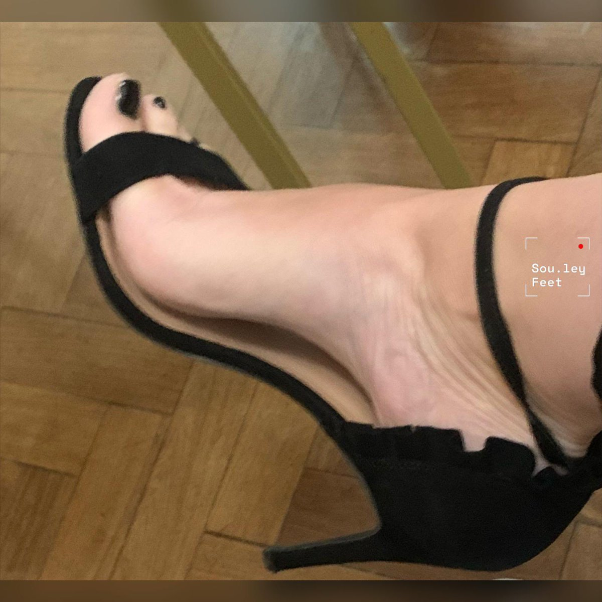 Matching toes and heels 👠 #heelworship #heels #toe #toejob #toes #arch