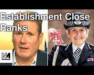 Given the time it has taken - do you think that Starmer  has given the Forde Report to his good friend Cressida Dick to bury - I mean investigate?
