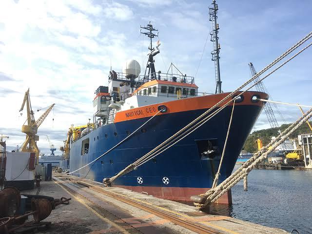 Akdeniz'de Yunanistan ve Güney Kıbrıs Rum Yönetimi sayesinde, rotasını şaşıran İtalyan ve Fransız gemilerine 'doğru rota' için yardımcı olduk.  #Bluehomeland #mavivatan #greece #nauticalgeo #gohome