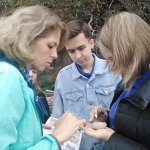 Image for the Tweet beginning: В #МастерскаяМорскаяЭкология по программе #ШколаРосатома