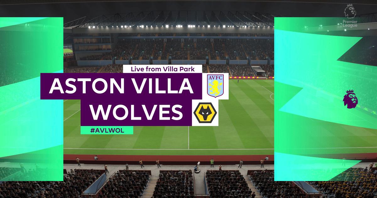 Aston Villa vs Wolverhampton Highlights 16 October 2021