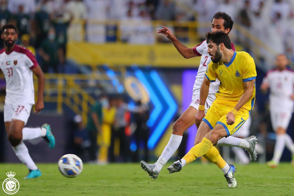 النصر السعودي يكتسح الوحدة الإماراتي بخماسية اسية بأبطال آسيا