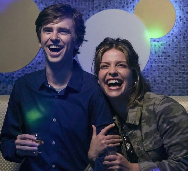 THIS LOVETEAM IS EVERYTHING OMFGGGG I LOVE THEM SO MUCH 🤍  @paigespara  #freddiehighmore