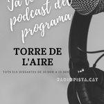 Image for the Tweet beginning: Ja tenim el Podcast del
