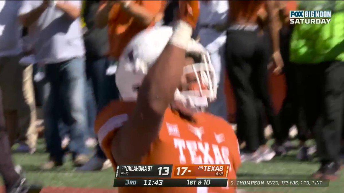 @TexasLonghorns's photo on Bijan