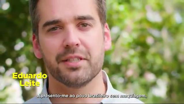 """Capa: RT @PSDBoficial: """"A verdade sempre será a minha arma política."""" @EduardoLeite_ h..."""