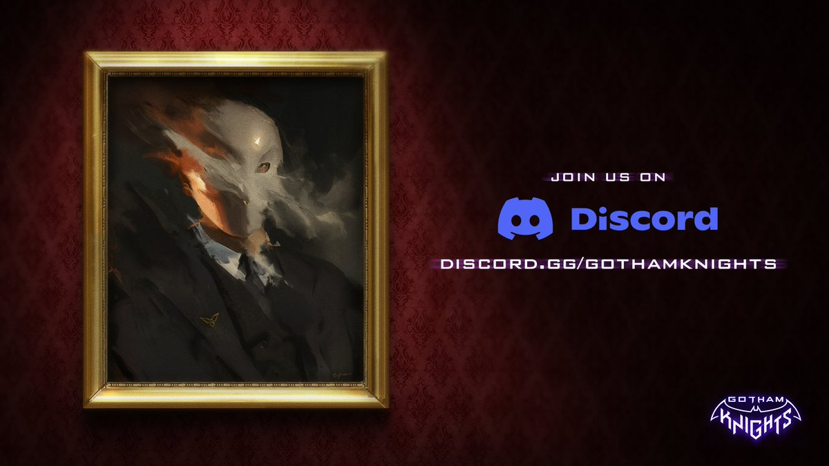 The Court is waiting - join the Gotham Knights discord at discord.gg/GothamKnights #DCFanDome