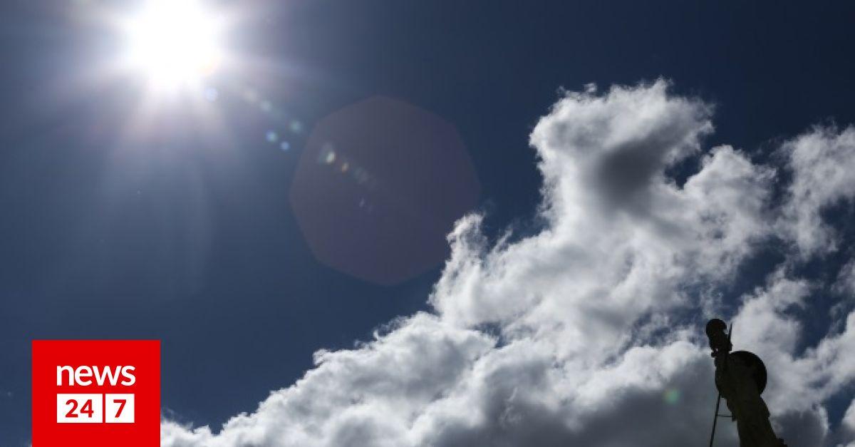 Καιρός: Βελτιωμένος καιρός στις περισσότερες περιοχές: Παροδικά φαινόμενα κυρίως στα ηπειρωτικά, άνεμοι έως 5 μποφόρ. Η πρόγνωση του καιρού από τον διευθυντή της ΕΜΥ Θοδωρή Κολυδά για το NEWS 24/7. dlvr.it/S9jXhW #καιρός #weather