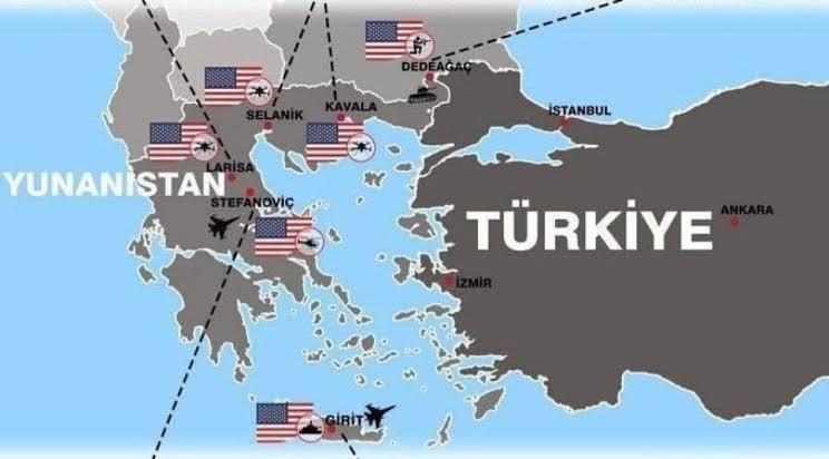 Yaklaşık 2 yıl önce yayınlanmış bir tv programı. Köprünün altından çok su aktı. Yunanistan ABD ve Fransa ile yaptığı sözde 'savunma' anlaşmaları ile sömürge olmayı kabul etti. Ama biz Kıta sahanlığı ve MEB'imizde emperyalist şirketlere sömürü izni vermeyeceğiz.  #Greece