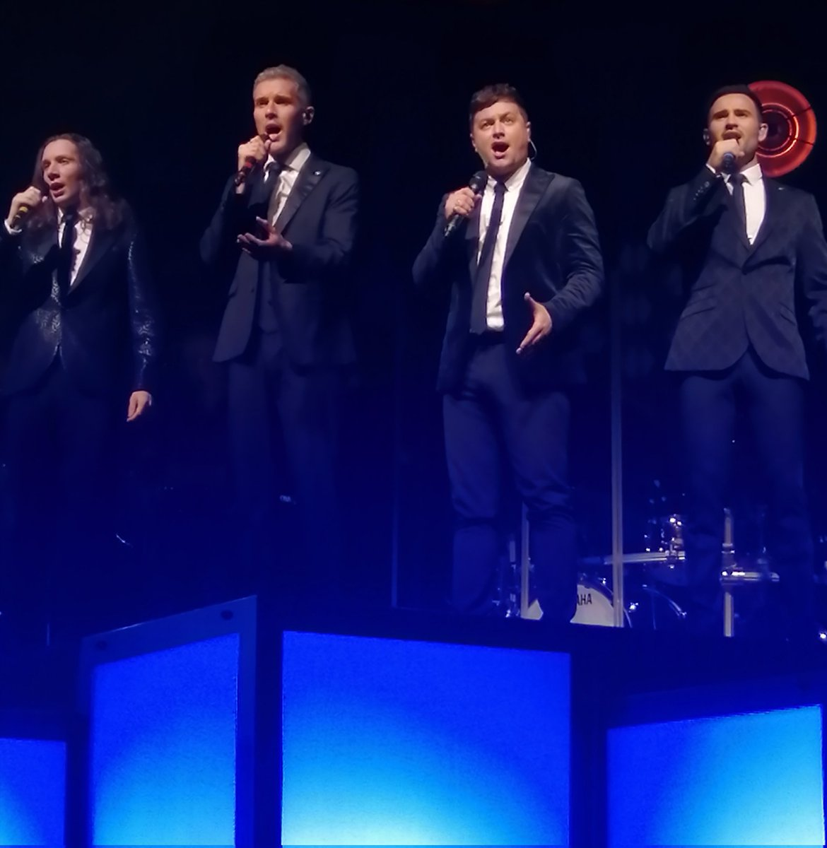 @Collabro Loving this tour. It's got to be the best yet! You had Bath rocking! Can't wait for the next one. Love you all. ❤️ ❤️ ❤️ ❤️