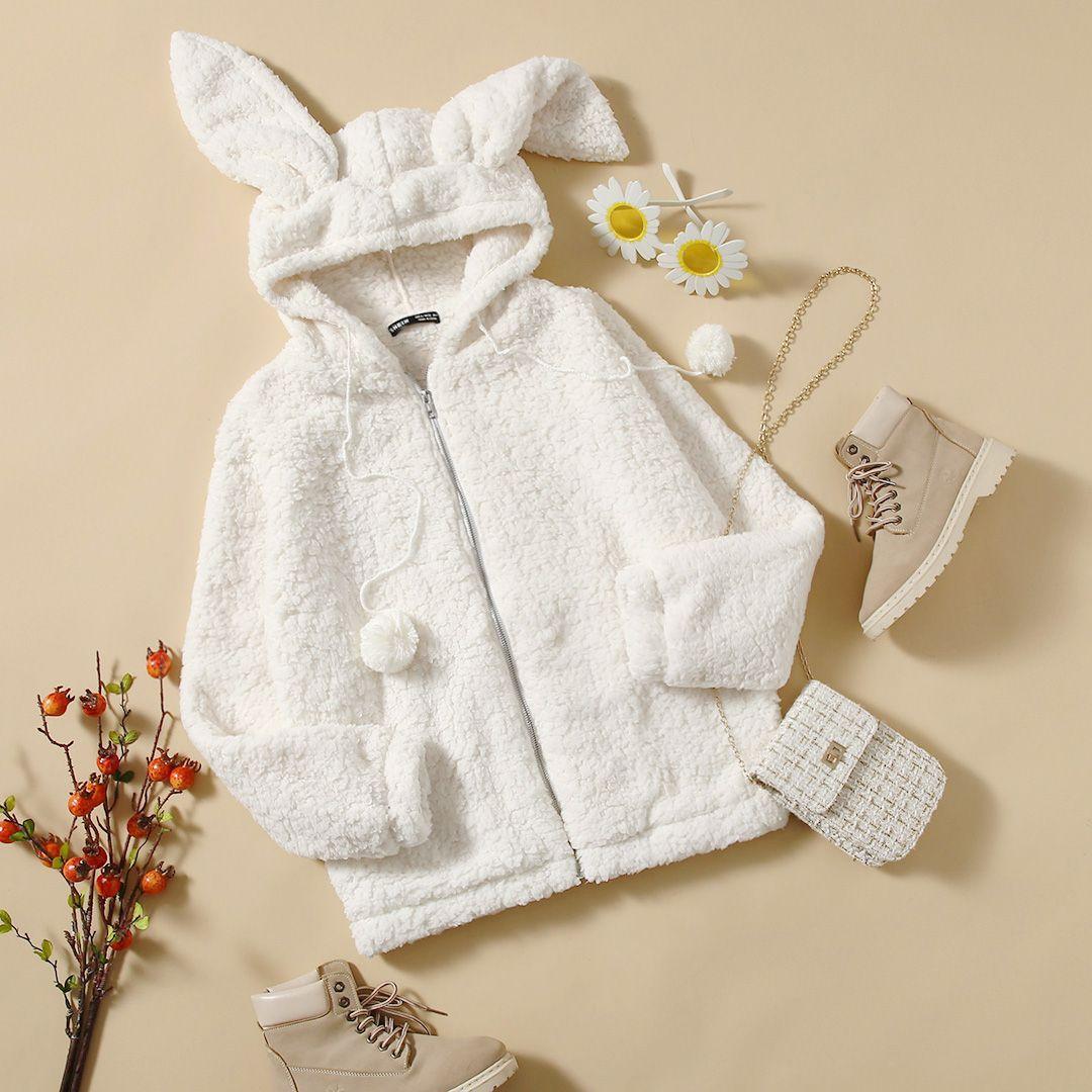 It's teddy coat season 🤍 Shop now>> shein.top/yp70dkf #SHEIN #SHEINstyle #SHEINFW21
