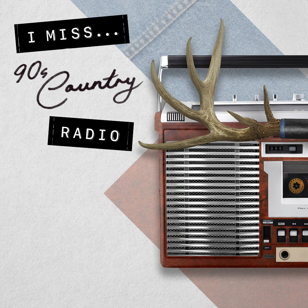 Throwing it back to 90s Country with a new episode of 'I Miss… Radio.' Guest @martinamcbride talks about her road to becoming a country singer, her friendship with @garthbrooks and more: apple.co/IMiss