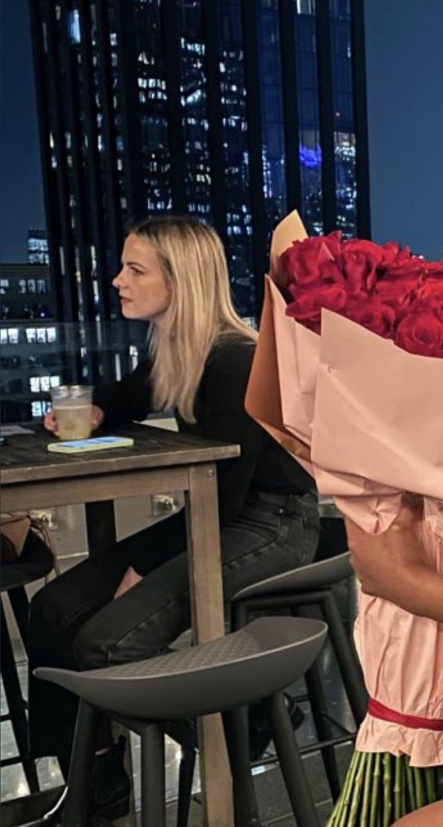 """""""Why the fuck don't you ever give me flowers, Chad?!"""""""