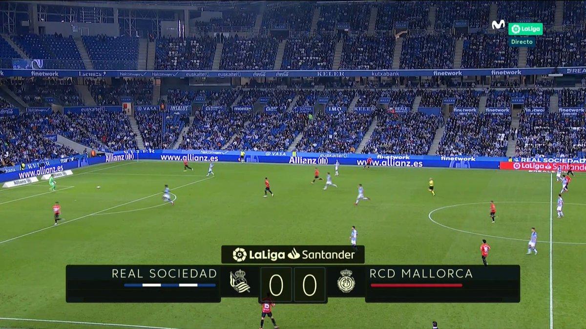 Real Sociedad vs Mallorca Highlights 16 October 2021
