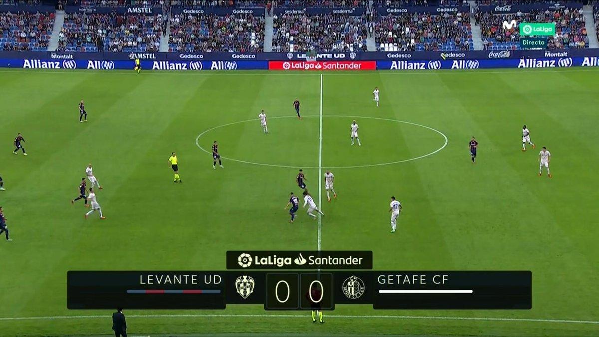 Levante vs Getafe Highlights 16 October 2021