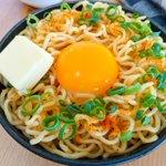 あの袋麺が油そば風に!「サッポロ一番みそラーメン」のアレンジレシピ!