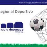 Image for the Tweet beginning: 17/10/21 #RegionalDeportivo en directo de