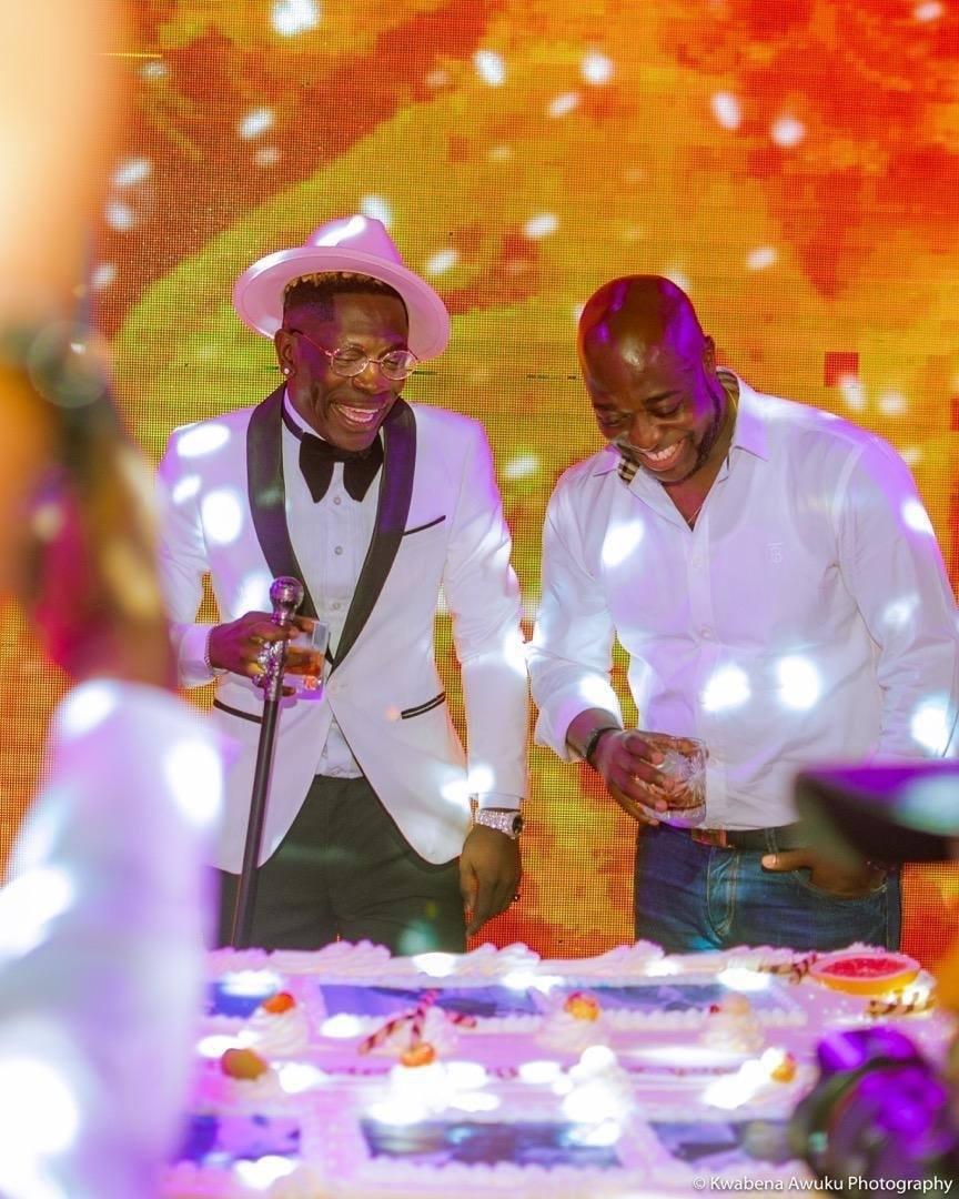 It's the birthday of a King @shattawalegh Happy birthday, More and more successes in your career #LongLiveShattaWale #Shattabration #KofiAmoaAbban #obenfo @AsanteKotoko_SC @stonebwoyb